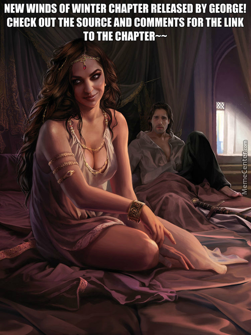 New Arianne Martell Chapter