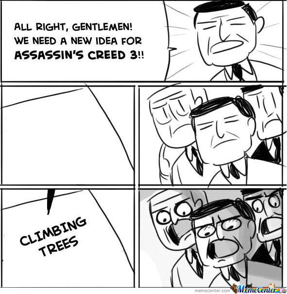 New Assassins Creed Idea