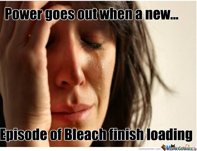 New Episode Of Bleach