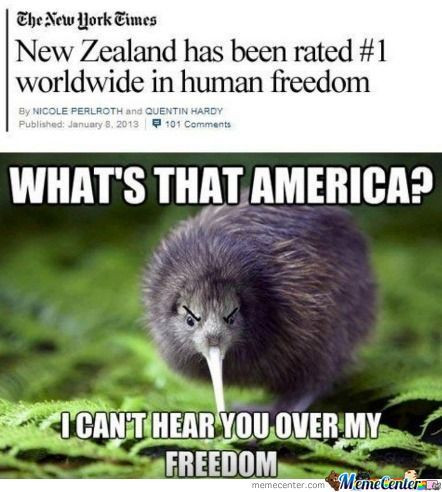 New Goal Move To New Zealand