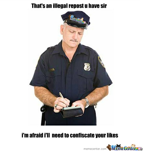 New Idea :repost Police