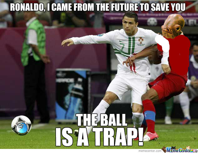 New Ideas To Stop Ronaldo