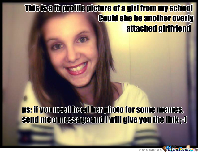 overly attached girlfriend meme eggs - photo #19