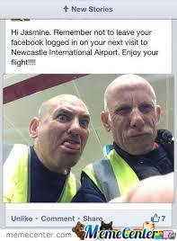 Newcastle Airport Janitors Ftw