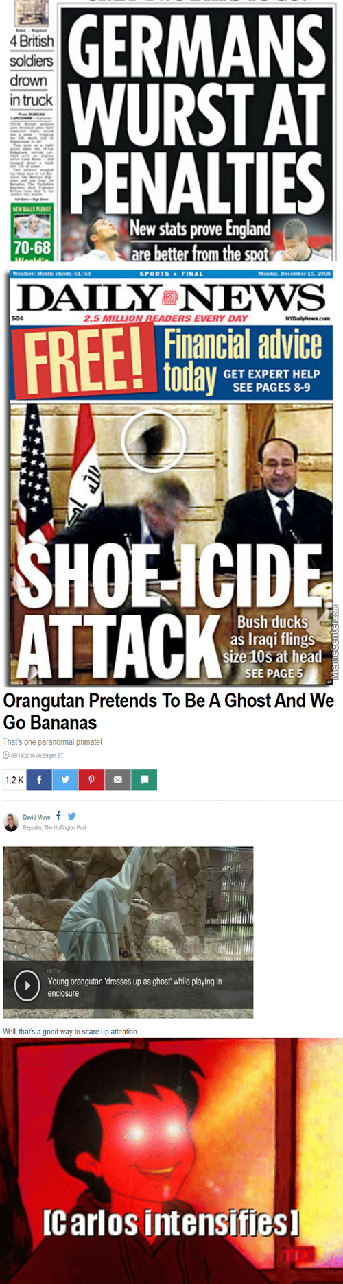 News With Puns, News With Puns Everywhere