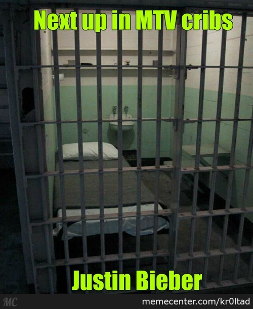 Next Up In Mtv Cribs, Justin Bieber