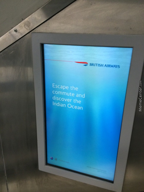 Nice Ad British Airways