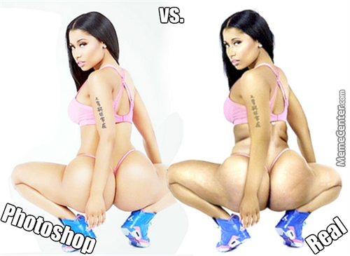 Nicki Minaj Anaconda Cover