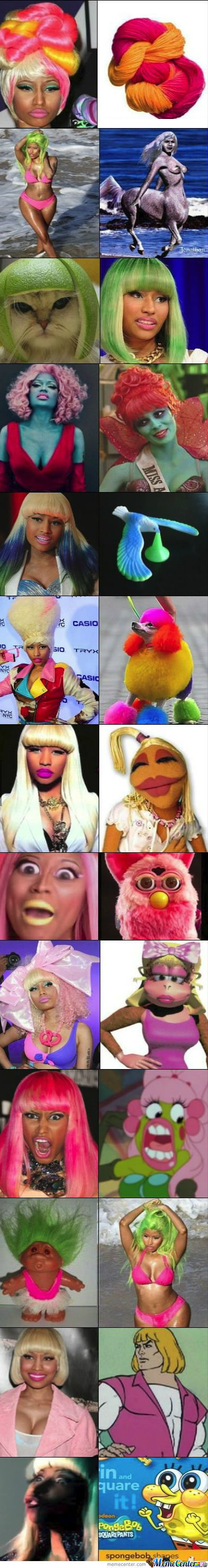 Nicki Minaj Compilation
