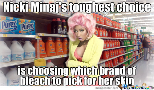 Nicki's Toughest Choice In Life