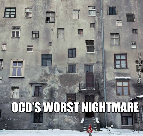 Nightmare Of The Windows Street