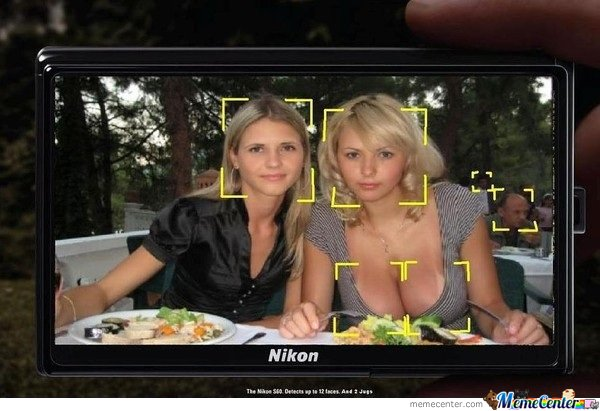 Nikon Facedetection