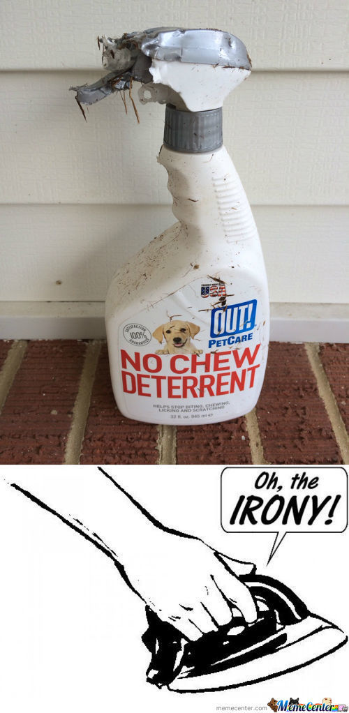 No Chew Deterrent