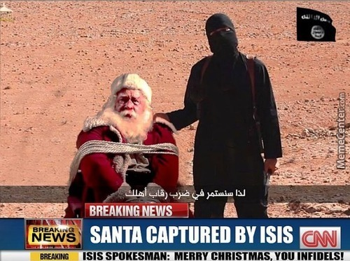 No Christmas Presents For You, Dirty Infidels
