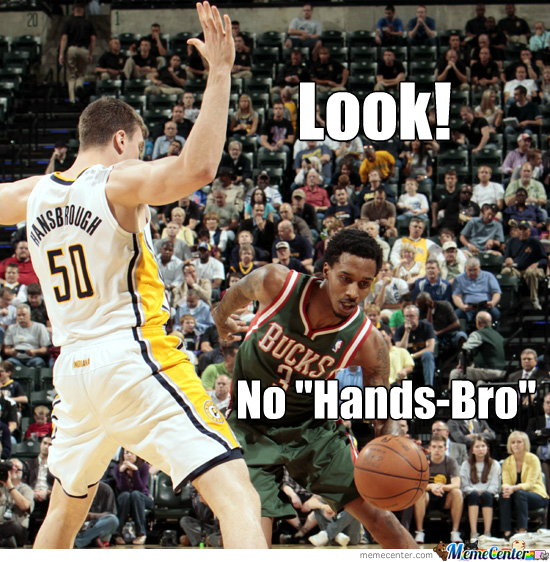 No Hansbrough
