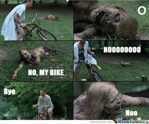 No My Bike