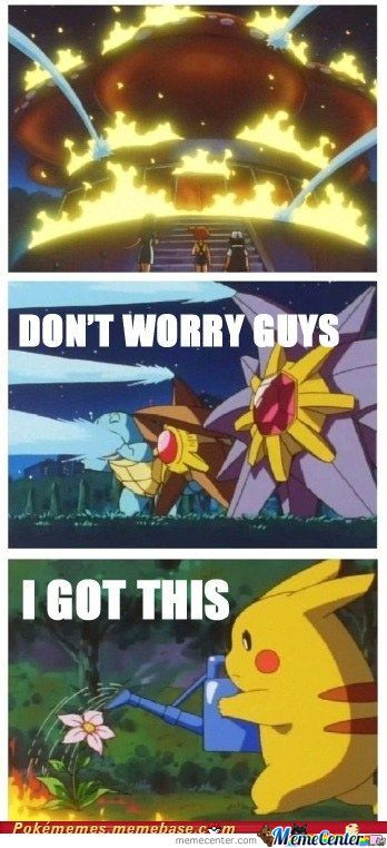 No Need To Fear Pikachu Is Here!