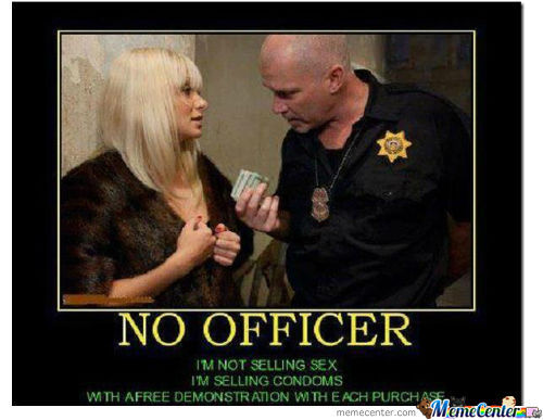 No Officer