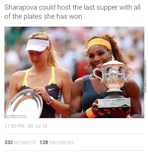 No One Beats Serena