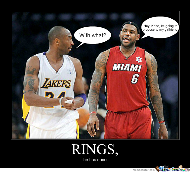No Rings James