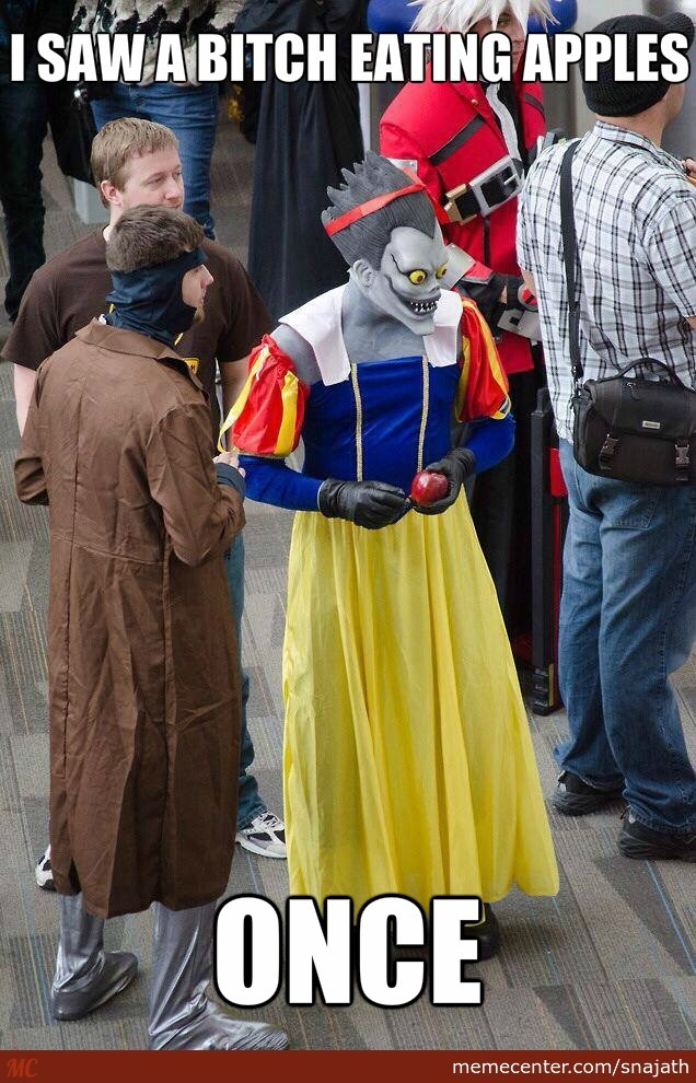 No Ryuk, U Dont Kill For Apples