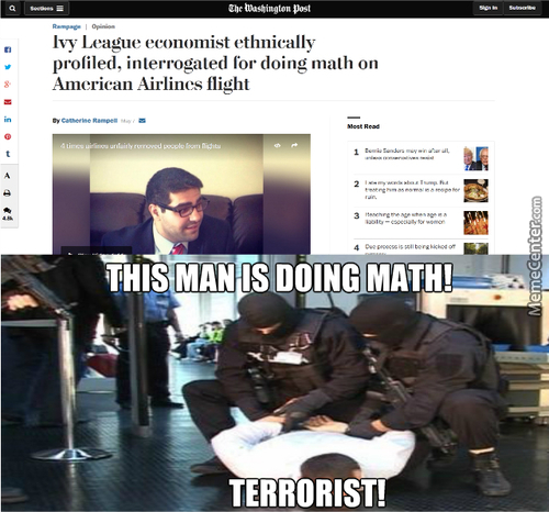 No Wonder Governments Can't Able To Find Terrorists. Because They Can't Calculate Their Surrounding
