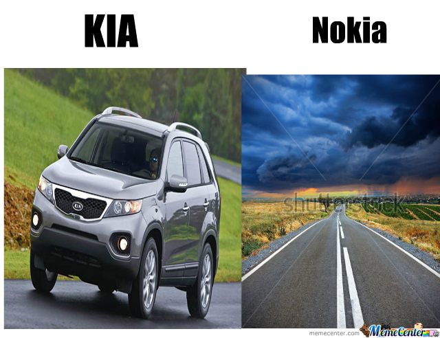 Nokia And Kia