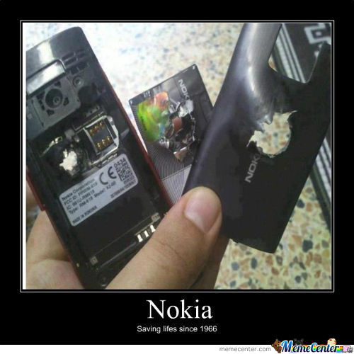 Nokia Has Saved The Life A Syrian