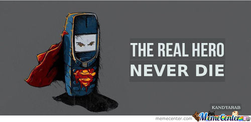 Nokia Is The Real Hero !!