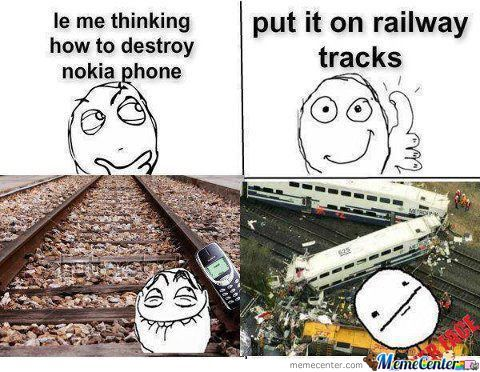 Nokia Old Phone-Most Strongest Phone