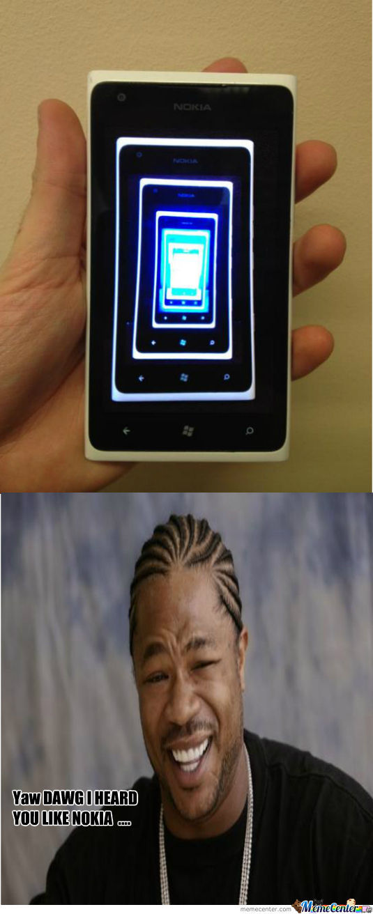 Nokiaception