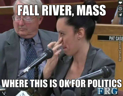 Normal Fall River, Mass Politics