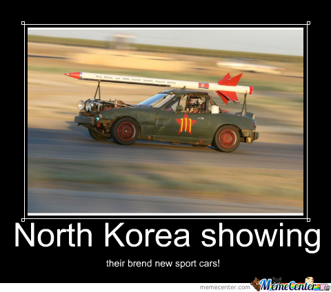 North Korea, Now In Sport Car Bussines!