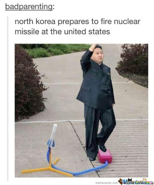 North Korea Prepares To Fire Nuclear Missile At The United States