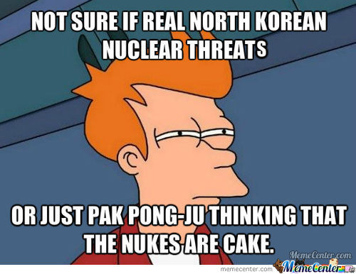 North Korean Cakes