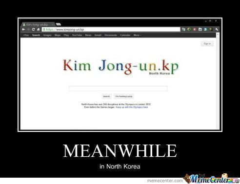 North Korean Google