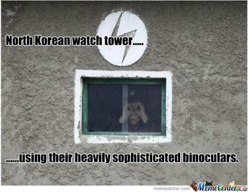 North Korean Recon