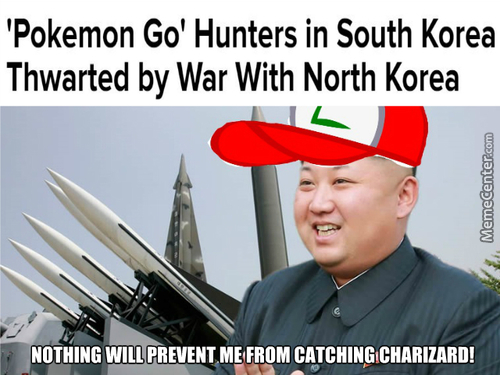 North Korean Team Rocket