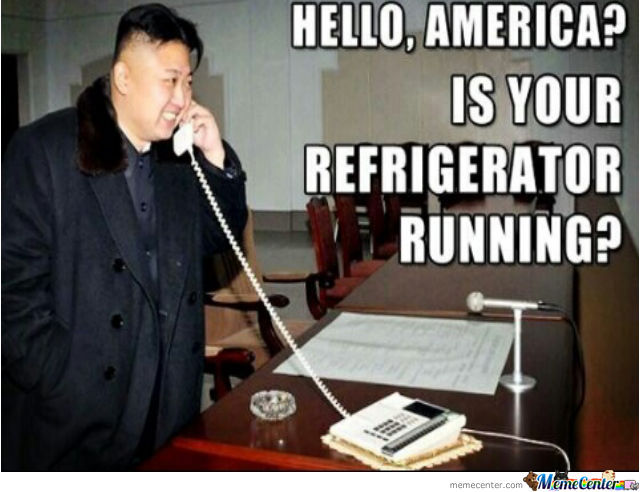 North Korea's First Attack On The Us