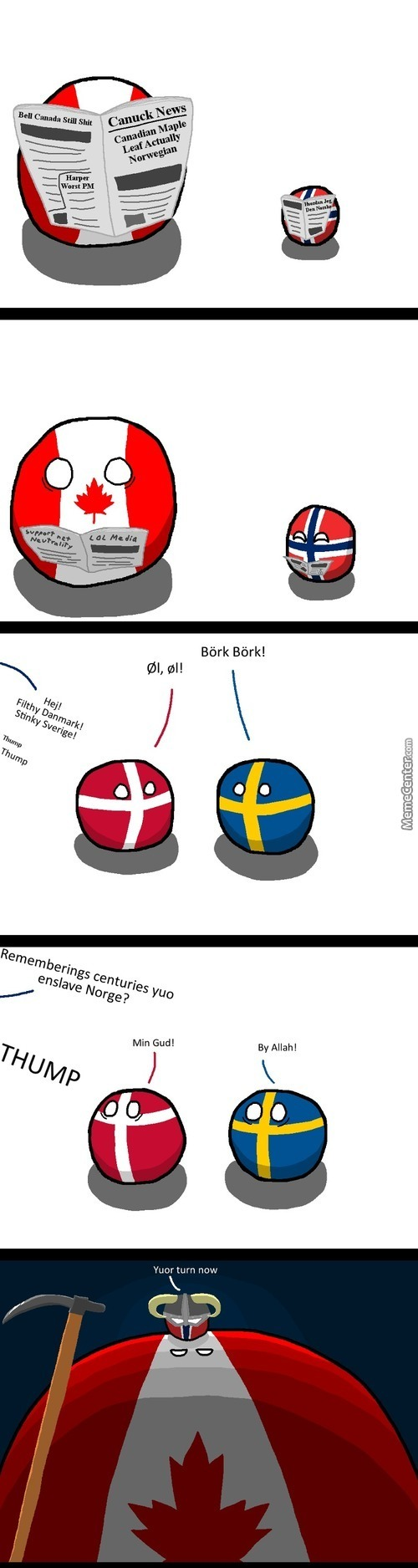 Norway's Colony