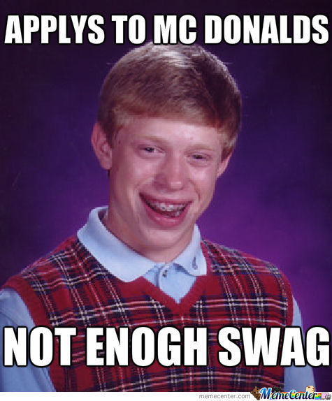 #noswag