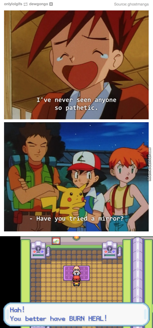 Not Even Gary Oak Is Safe