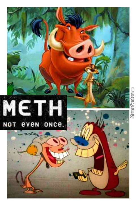 Not Even Once...