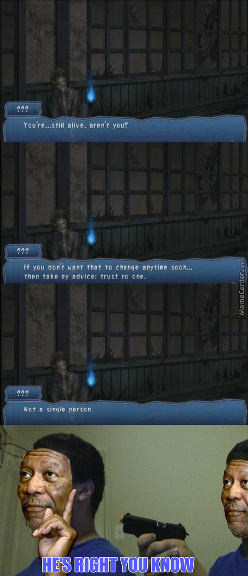 Not Even Yourself (Game: Corpse Party: Book Of Shadows)