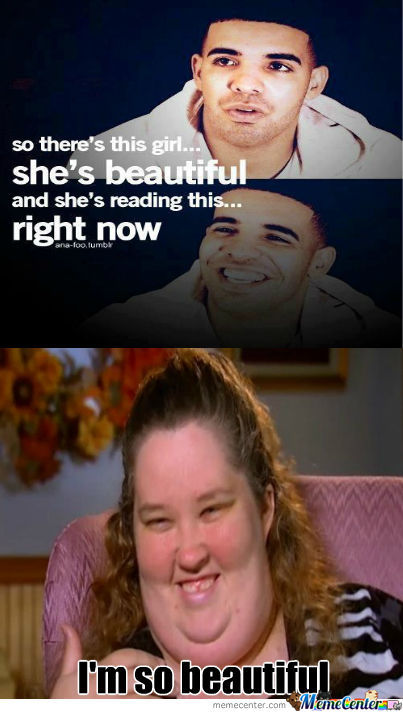 Not Every Girl Is Beautiful