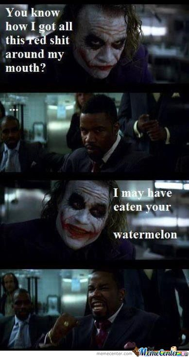 Not My Watermelon!