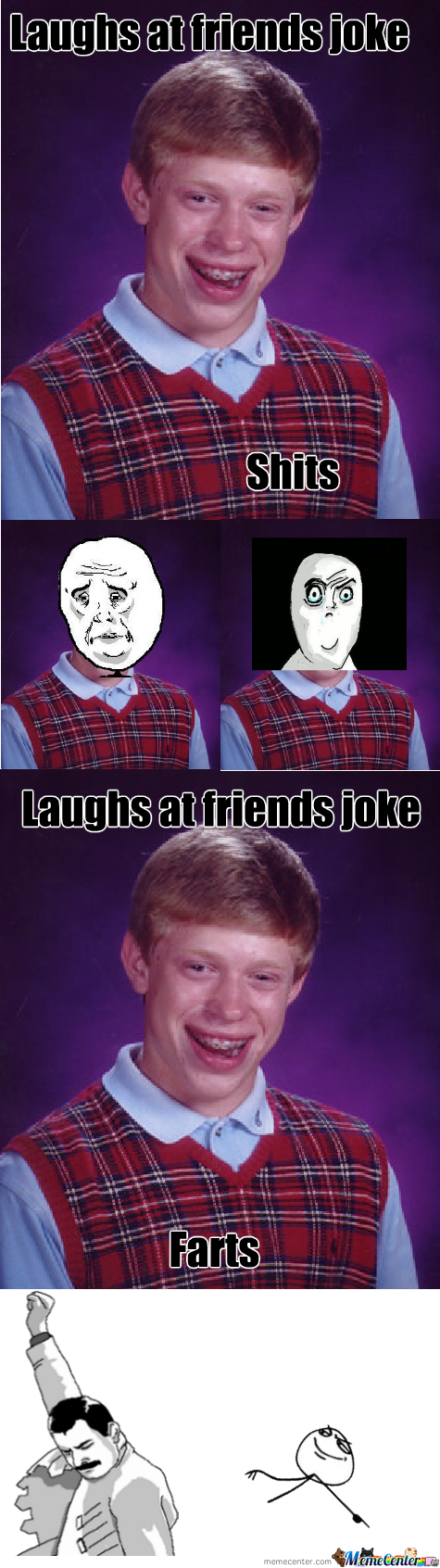 Not So Bad Luck Brian