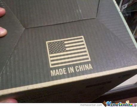 Not Sure If Made In China Of Usa