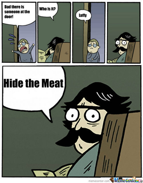 Not The Meat