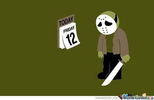 Not Today Jason..